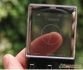 GSM с прозрачен дисплей 2011г + гарантиран происход
