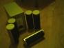 Продавам колони и съб уфер за ДВД -60лв