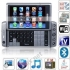 T5000 Slider QWERTY БГ меню WiFi TV 2 SIM сив