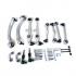 Носачи, окачване, амортисьори, дискове за Ауди А4, А6, VW Passat, BMW 3 E46, BMW 5 E39 - Немско качество на ниски...