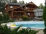 Екологически чисти дървени къщи