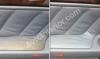 -Професионално боядисване на износени кожени салони , волани ,топки на скоростен...