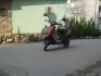 Продавам скутер Suzuki Address на части
