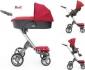 2012 Пълна Stokke Xplory новородено Детски колички