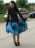 Ефирна бална рокля