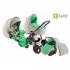 Zippy Sport 402 бебешка количка 3в1 лен/зелено