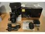 Nikon D90 цифров фотоапарат с 18-135 обектив ... $ 520