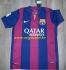 Официални домакински екипи Барселона, сезон 2014/2015