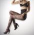 20DEN тънък фигурален чорапогащник Леванте Levante