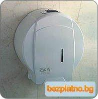 Дозатори / Диспенсъри за тоалетна хартия на ролки и листове и консумативи за тях