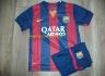 Детски футболни екипи Барселона, сезон 2014/15