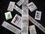 Печат на текстилни етикети и ръстови марки