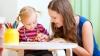 Детегледачка: гледане на деца и подготовка за училище на ученици