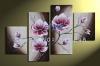 Живопис с маслени бои върху платно модерно абстрактно платно изкуство декорация на...