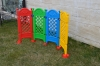 Пластмасова ограда голяма