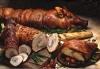 Поркета от свинско месо - истинският италиански вкус