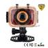 """Екстремна екшън камера 2.0"""" тъч дисплей Fh 1080p водоустойчева 140 гр"""
