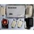 Безжична алармена система за дома, вилата, офиса използваща GSM Sim карта на произволен...
