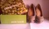 Чисто нови официални обувки с висок ток Paolo Bocelli