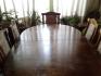 разтегателна маса и 6 стола