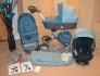 Stokke Xplory V4 детска количка (Carry Cot / бебешко столче за кола) 3 в 1 Специална оферта