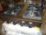 Котлони на газ професионалени за заведения и ресторанти.. 1. Професионален котлон на газ четворка Без Евро сертификат за готвене производство...