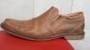 Мъжки обувки - кафяви, естествена кожа!