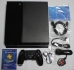 New Sony PlayStation 4 (Latest Model)- 500 GB Jet Black Console Video! BRAND NEW & 10 GAMES