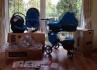 STOKKE XPLORY V4 (3 в 1) ПЪЛЕН бебешка количка КОМПЛЕКТ