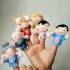 Кукли за пръсти/куклен театър/