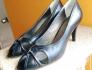 Кожени обувки Роберто Ленци, висок ток