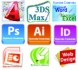 София: AutoCAD, 3D Studio Max, Adobe Photoshop, InDesign, Illustrator, CorelDraw