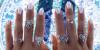 Красиви пръстени сет