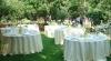 """""""НОВА Кетъринг"""" предлага кръгли и правоъгълни маси под наем със стилни покривки за Вашето събитие!..."""