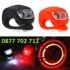 Промо!! Фар/стоп/други светлини (с батерии) за колело/велосипед