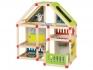 дървена къща за игра