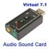 USB звукова карта - 7.1 канала