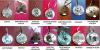 Изработване на медальони за кучета от двустранно гравирана неръждаема стомана.